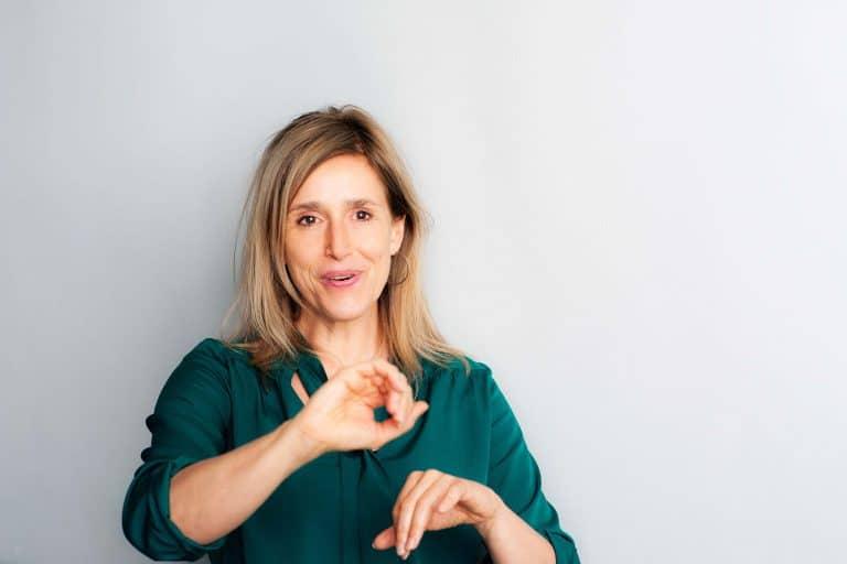 Porträt von Angela Dietrich